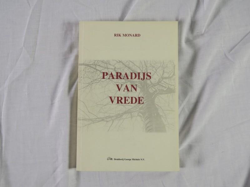 Boek - Paradijs van de vrede - Rik Monard