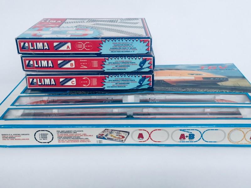Lima Modeltreinen: 4 dozen