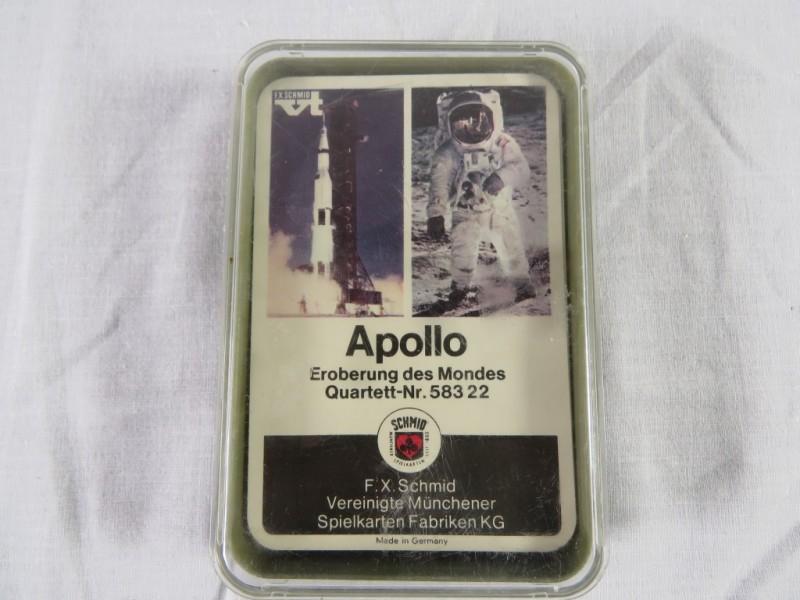 Apollo quartetkaarten