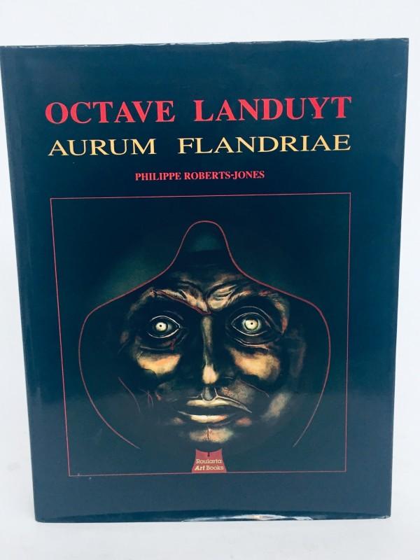 Boek: Aurum Flandriae - Octave Landuyt