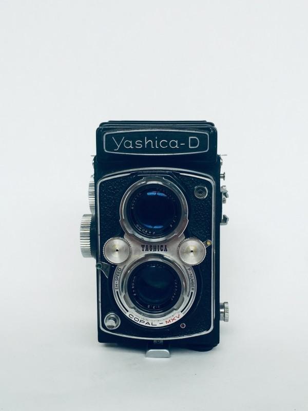 Yashica D Twin Lens Reflexcamera