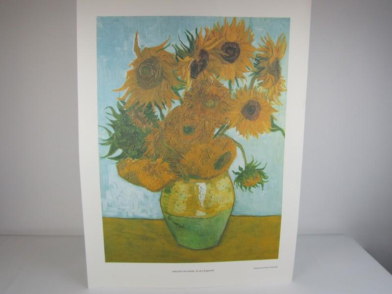 Vincent Van Gogh - Il vaso di girasoli, 2004