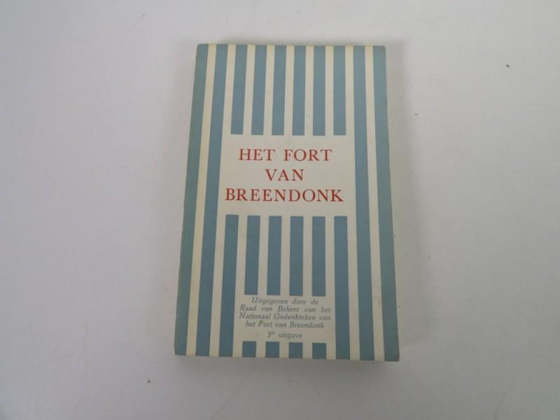 Boek - Het fort van Breendonk