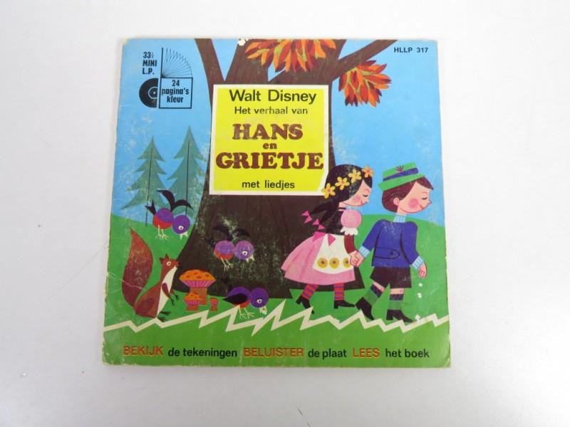 Luisterboekje - Hans en Grietje