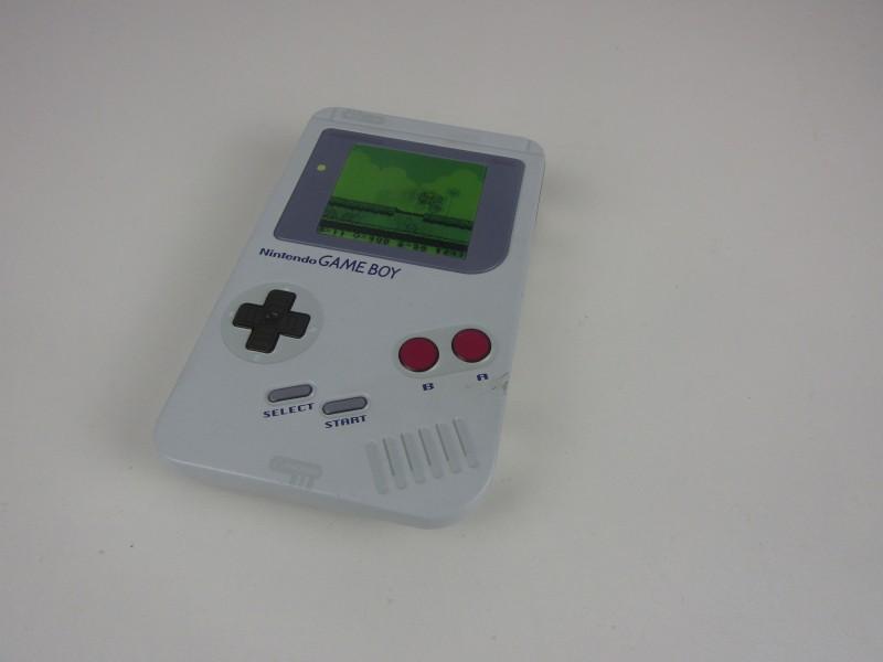 Blikken Nintendo Game Boy, Mario Bros