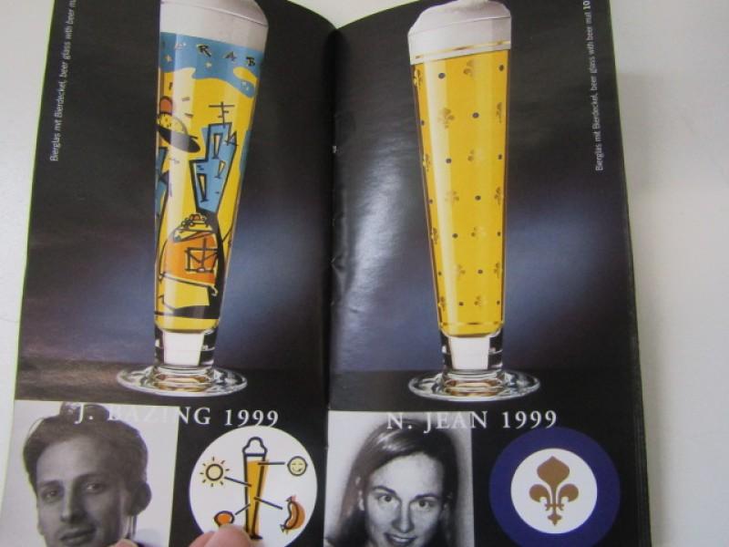 Model containerschip MSC Ines in Houten Kist