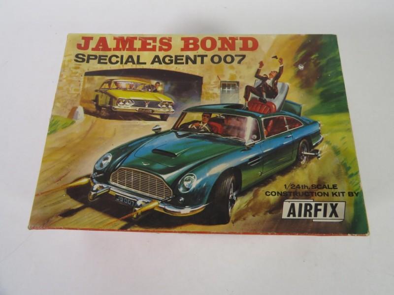 Airfix - James Bond - Aston Martin DB5
