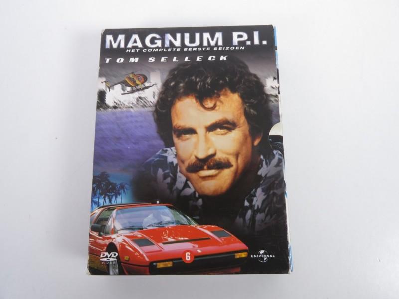 Dvd reeks - Seizoen 1 - Magnum P.I.