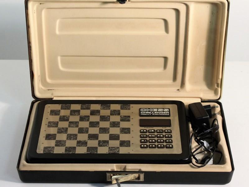 Schaakcomputer Fidelity Electronics