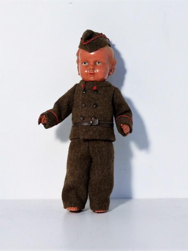 WW2 Army Doll