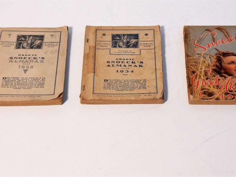 Snoeck's 1928/1934/1946