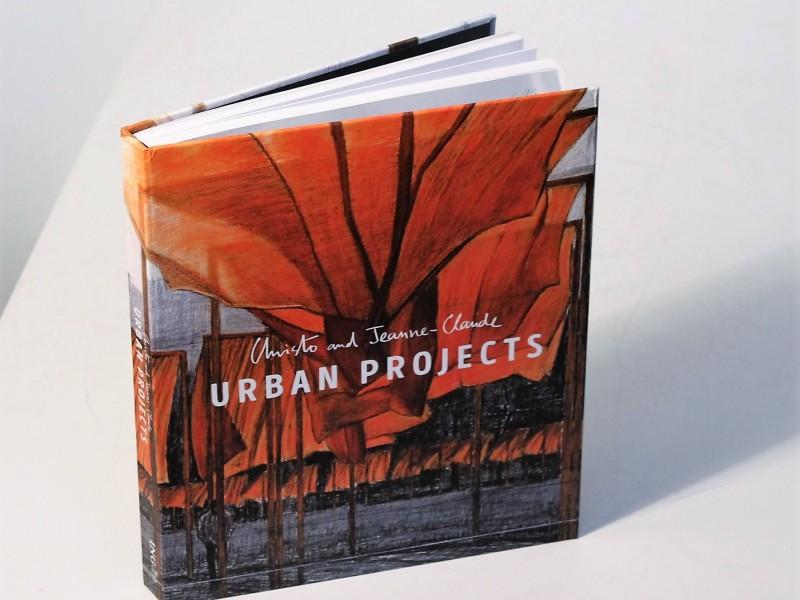 Boek Christo Urban Projects