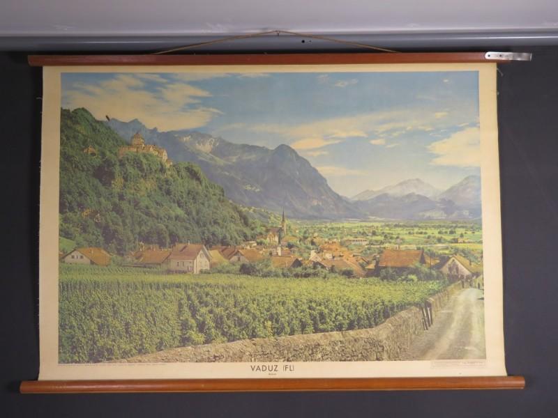 Schoolkaart - Vaduz