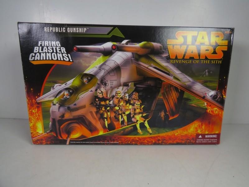 Hasbro - Star wars -ARC-170 fighter