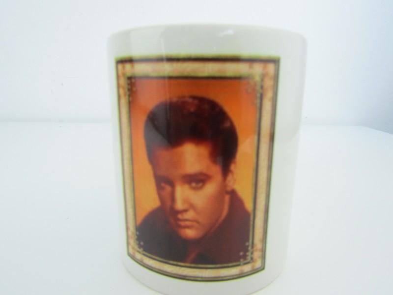 Mok / Grote Tas: Elvis Presley