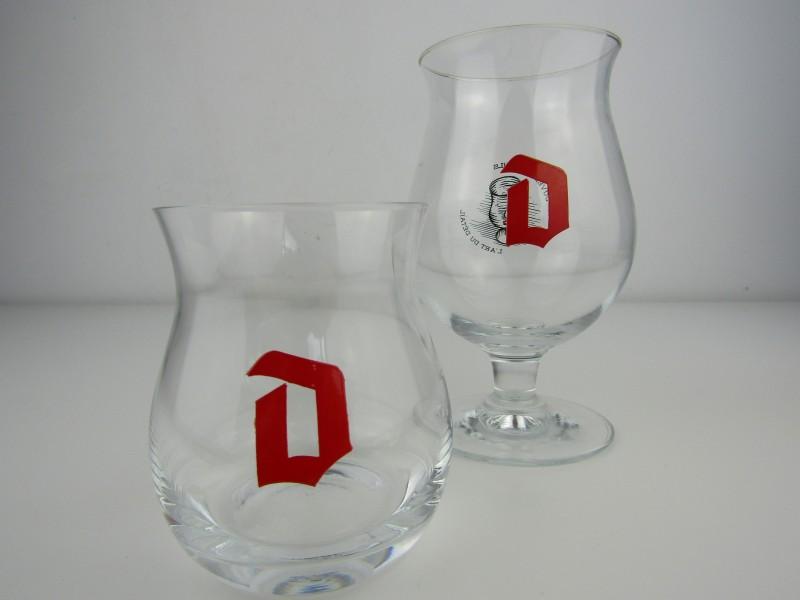 2 x Duvelglas: 1 x Barrel Aged + 1 x Duvelglas: Duvelse Details