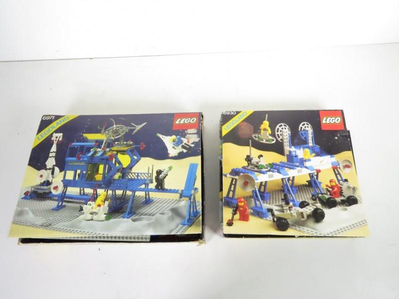 Vintage lego lot - Ruimte