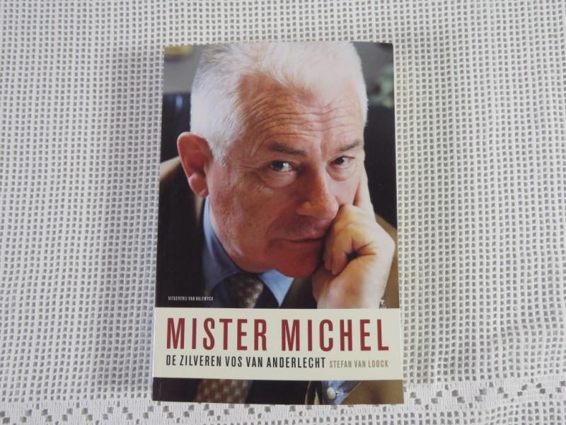 Boek - Mister Michel De zilveren vos van Anderlecht