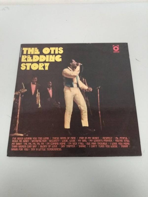 LP: Otis Redding- 'The Otis Redding Story'