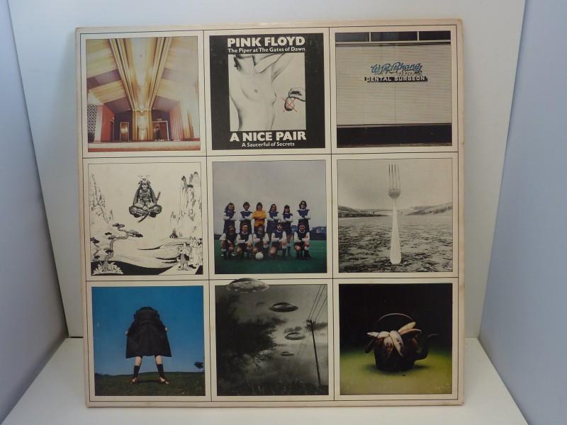 Dubbele LP van Pink Floyd: A Nice Pair