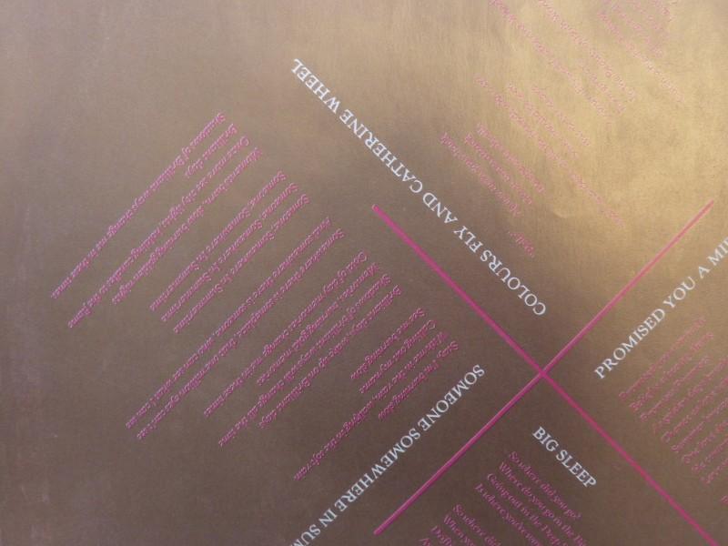 Lp van Simple Minds: New Gold Dream (81-82-83-84)