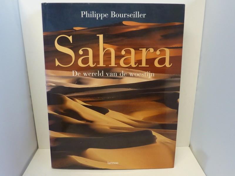 Boek van Philippe Bourseiller : Sahara