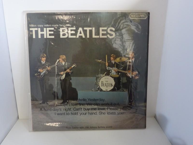 Lp met muziek van The Beatles