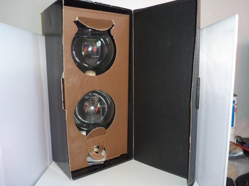 Retro koffiezet in originele doos van Hellem