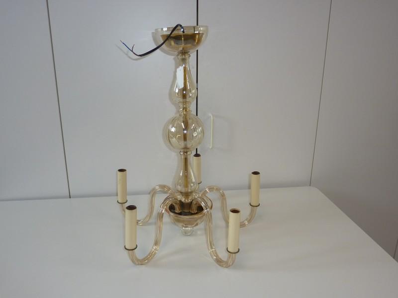 Hanglamp in Murano stijl