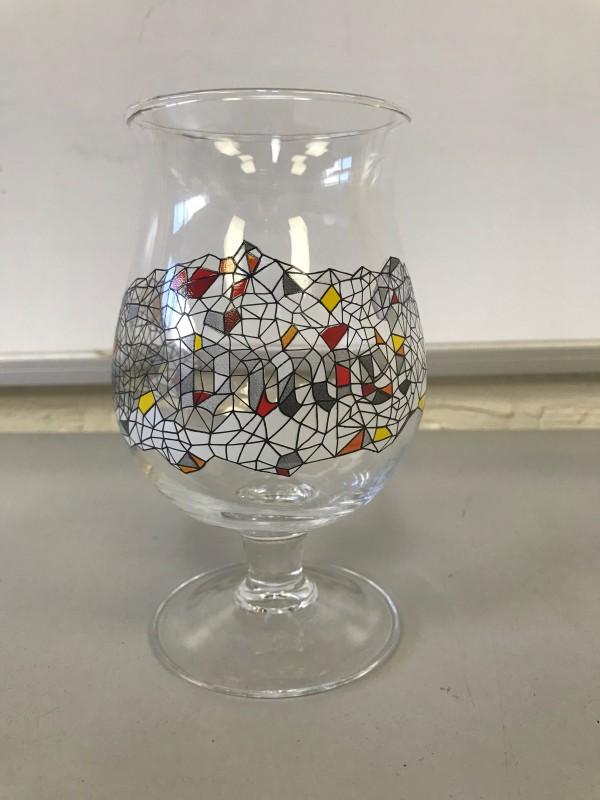 "Duvel Glas ""Philippe Debongnie"", verzamelobject"