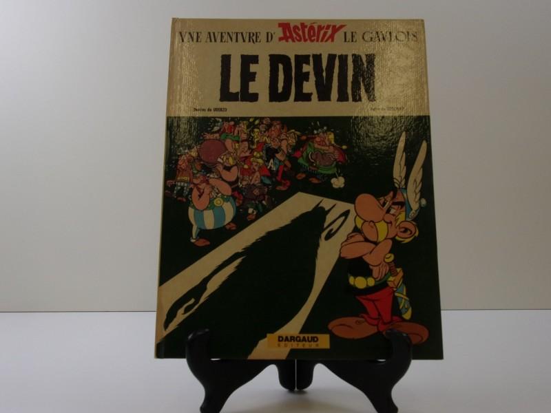 Uderzo: Astérix: Le devin eerste druk 1972