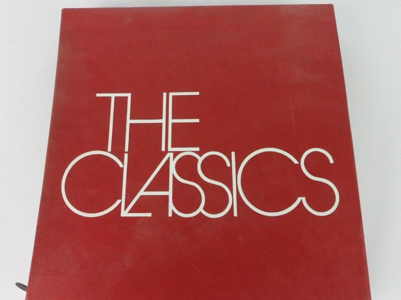 Verzameling vinylplaten (The Classics)