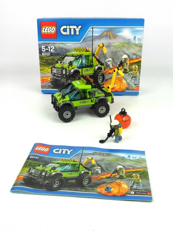 Lego-City (60121)