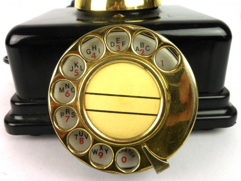 Retro-telefoon
