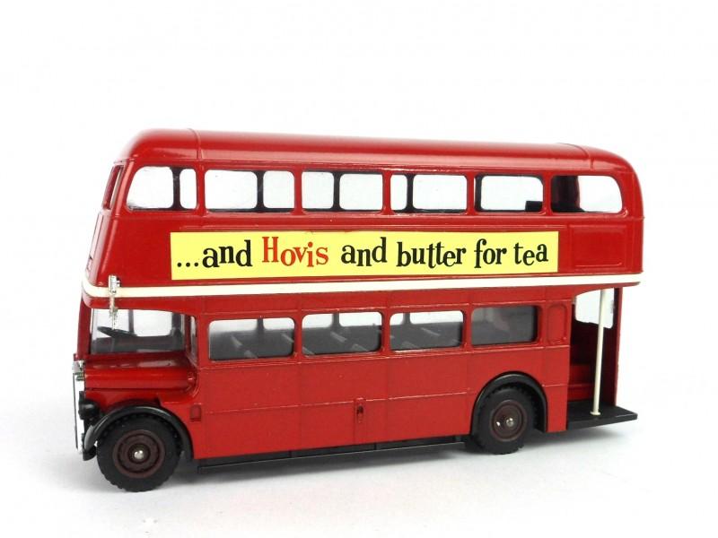 Double-Decker bus (Solido)