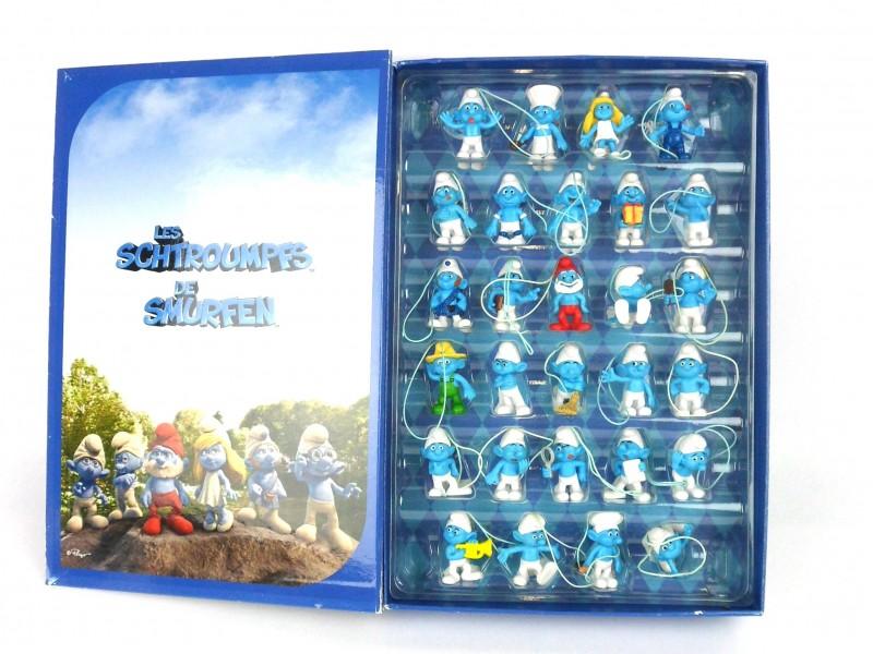 Verzameling Smurf-figuurtje