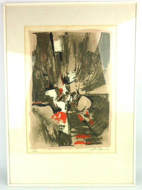 Kader (Kunstwerk druk '75)