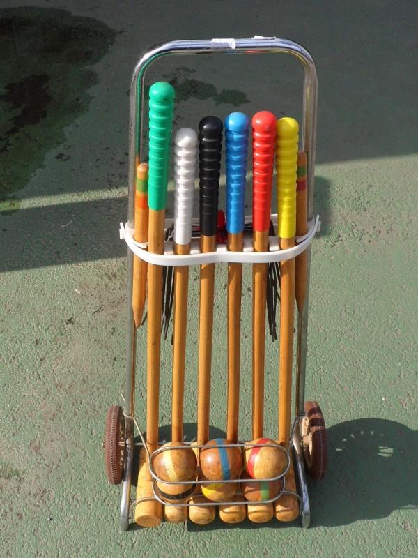Vintage mini - golfkarretje