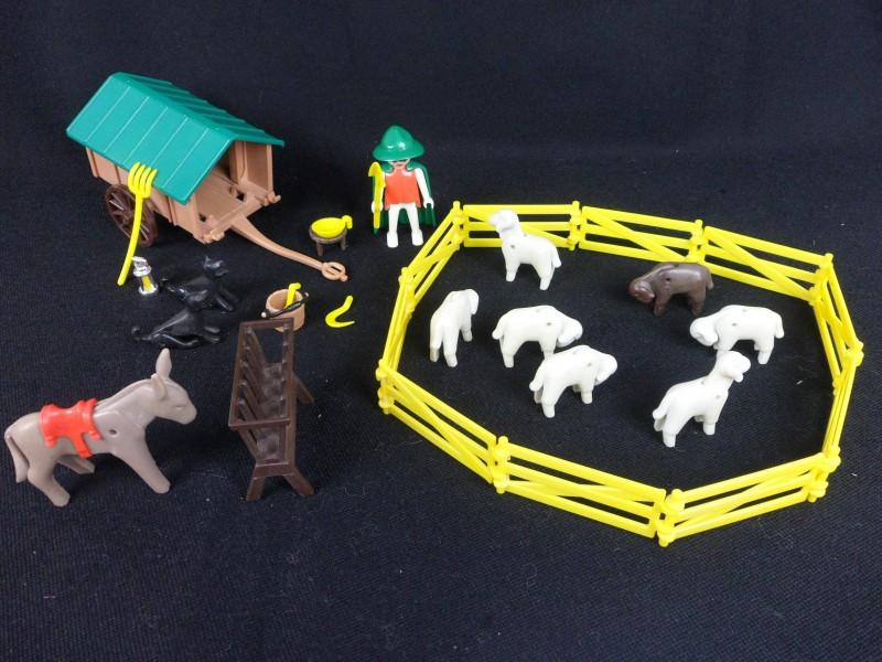 Vintage Playmobil-speeltjes