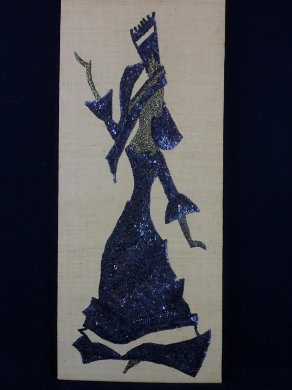 Kunstwerk Danseres