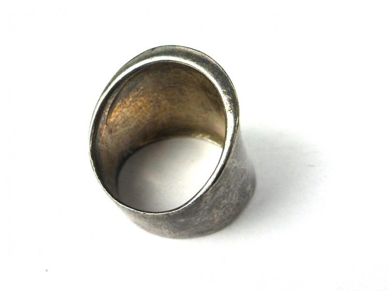 Zilveren ring (B)