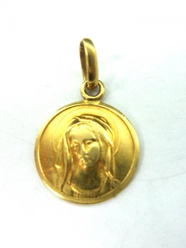 Gouden hangertje (750)