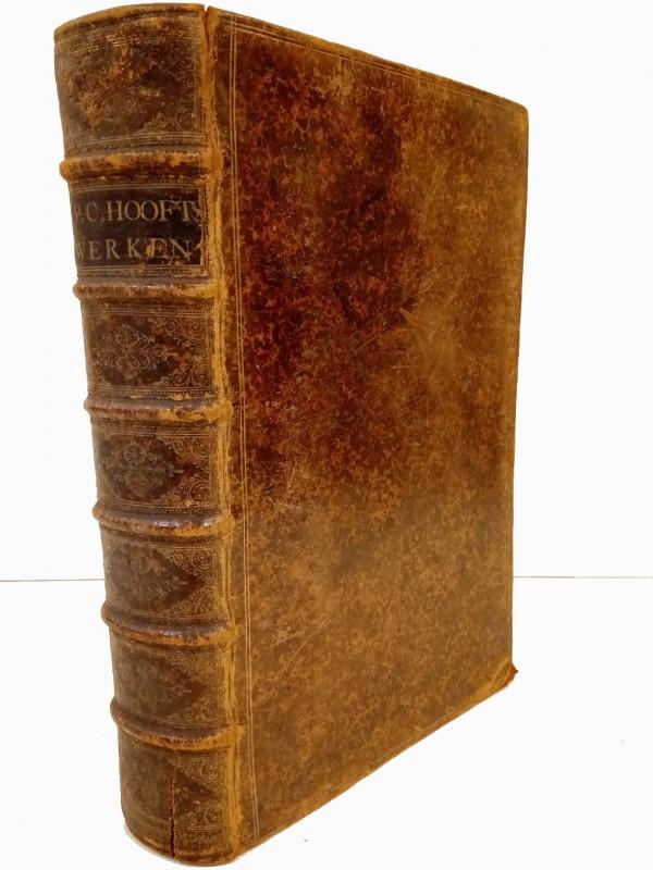 Antiek boek, P.C. Hoofts werken