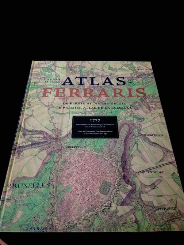 De grote atlas van: Ferrari's