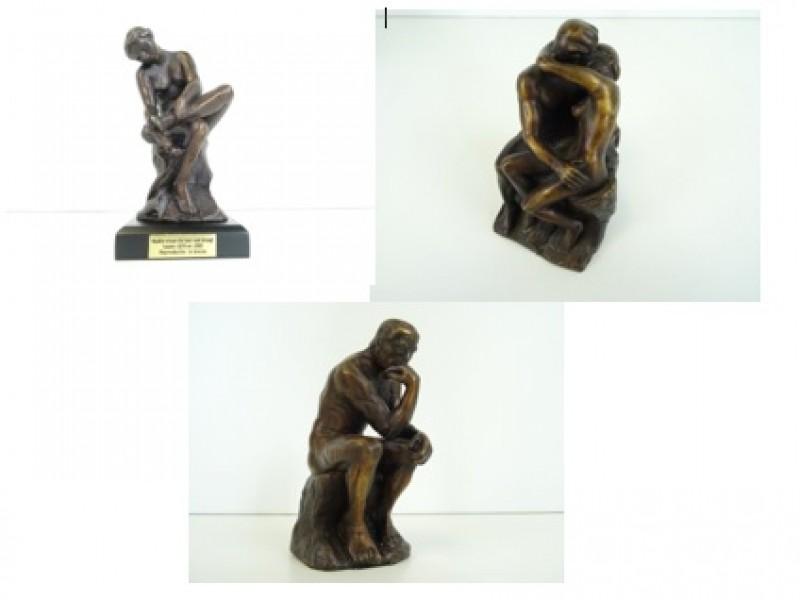 Edition Atlas Collections - Bronze sculptures