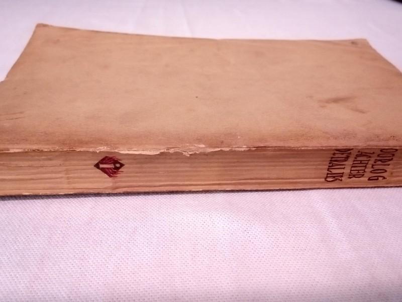 Boek Léon Degrelle - Oorlog achter de tralies