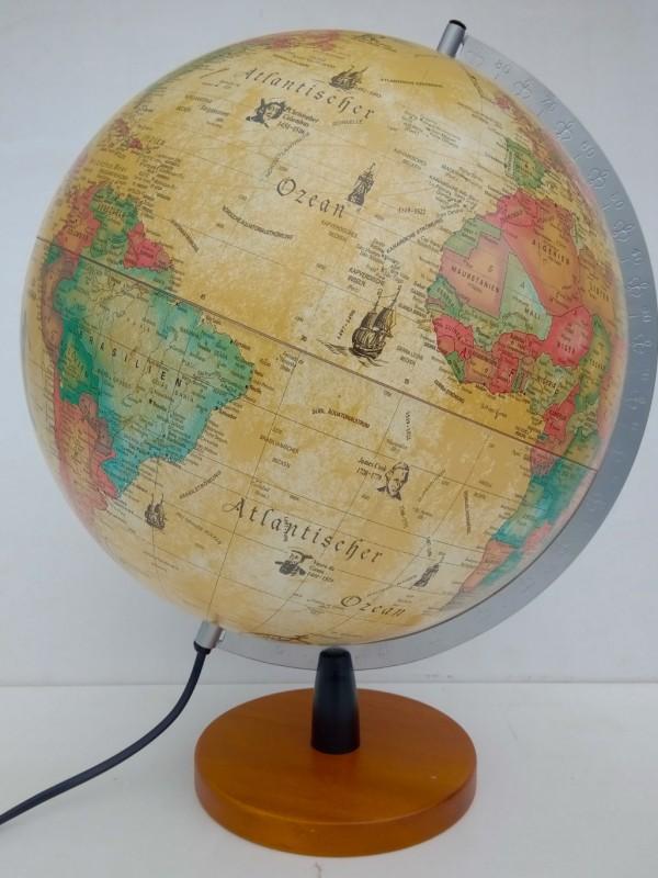 Deense wereldbol/verlichting, Scanglobe