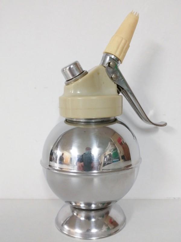 Vintage slagroom-sifon, merk: Cima, Italy