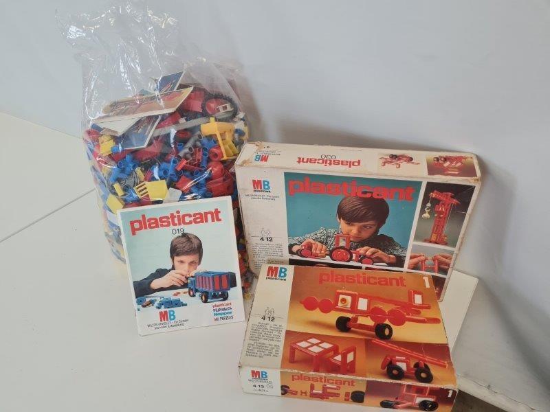 Plasticant - Constructie-speelgoed Diverse