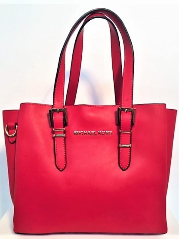 Michael Kors MD Center Zip Tote Bag